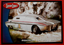CAPTAIN SCARLET - Card #69 - Maximum Security Vehicle - Cards Inc. 2001