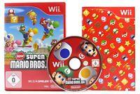 New Super Mario Bros. Wii (inkl. Anleitung) für Nintendo Wii