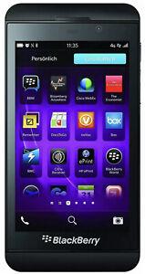 BlackBerry Z10 16GB Schwarz Smartphone neuwertig & versiegelt