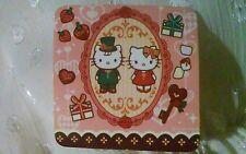 1.5in Sanrio Hello Kitty Dear Daniel Sticker lolita chocolate marshmallow key
