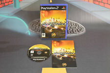 NEED FOR SPEED UNDERCOVER PLAYSTATION 2 PS2