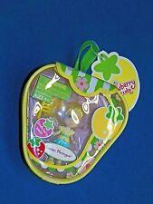 NEW! Hasbro Strawberry Shortcake Lemon Meringue Doll Vinyl Case MINT IN CASE!