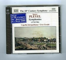 CD (NEW)IGNACE PLEYEL SYMPHONIES UWE GRODD (NAXOS)