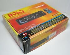 BOSS AUDIO SYSTEMS MP3-Compatible CD AM/FM Receiver 630UA w/ Box, Instructions