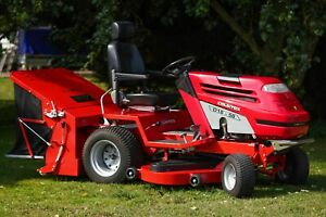 Lawnmower Countax D18-50 with roller and grass collector