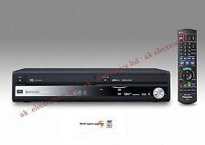Multiregion Panasonic DMR-EX98V DVD/VHS/HDD Combi 250GB Recorder VCR HDMI Combo
