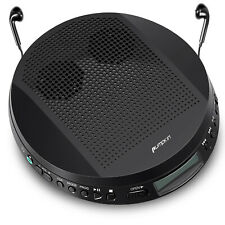 Portable CD MP3 Disc Player With earphones Memory USB AUX CD-R/CD-RW/MP3 Battery