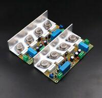 2PCS HOOD JLH2003 Class A Single-ended power amplifier board 22W+22W 8ohm