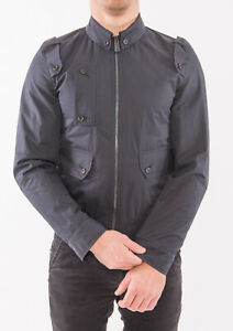 JOHN RICHMOND Men`s Jacket Size 48 Made In Italy
