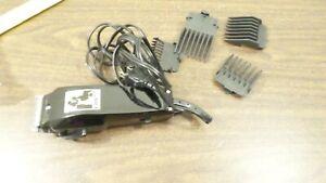 Conair Hair Clippers Model HC200 w/accessories