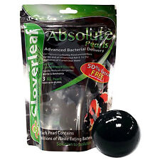 Cloverleaf Pond Absolute Pearls XL Pack of 2 + 50% Free (3 Balls) Treatment