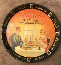 Dawson'S Ale & Lager Tray The Royal Brew You'Ll Be Loyal To Beer New Bedford Ma