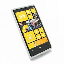 Nokia Lumia 920 AT&T GSM Windows Smartphone-White-Good