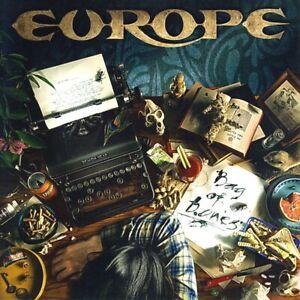 Europe Bag Of Bones 12x12 Album Cover Replica Poster Gloss Print