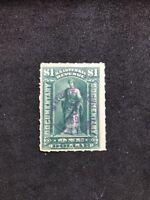 us revenue stamps Scott R173 Fancy Cancel Perfect 1899 NY Lot 3