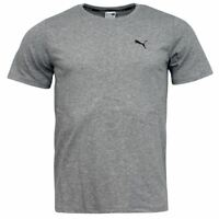 Puma Evo Core dryCELL Grey Cotton Polyester Mens Crew T-Shirt 572445 04 D