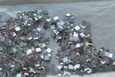 Crystal Swarovski 4mm flat back square rhinestones, #2400, 720 pieces, V5259