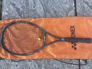 TENNIS RACKET Yonex VCore Pro 97 HD 18 x 20 320g Green Used Once Grip 3.