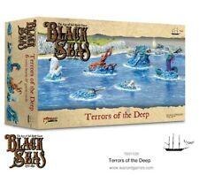 "Warlord Games Black seas ""Terrors Of The Deep"""