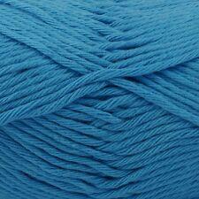 Rico Creative Cotton Aran - 100% Cotton Knitting & Crochet Yarn - Turquoise 36