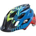 Fox Flux Savant Mountain Bike Cycling Helmet Blue Size L/XL New