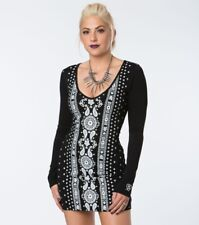 Metal Mulisha Ladies Shot Down Dress Size S