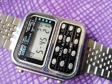 RELOJ CASIO CA-951 CALCULADORA MODULO 166 VINTAGE WATCH, LEER DESCRIPCION