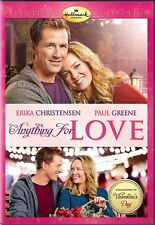 ANYTHING FOR LOVE New Sealed DVD Hallmark Channel Valentine's Collection