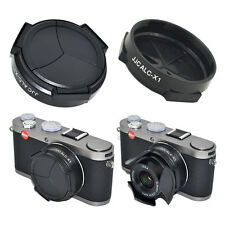 JJC Professional Self-Retaining AUTO OPEN CLOSE LENS CAP For LEICA X1 X2