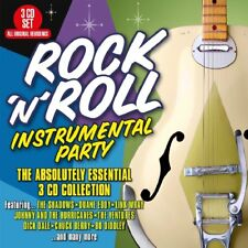 ROCK 'N' ROLL INSTRUMENTAL PARTY - NEW CD COMPILATION