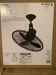 Home Decorators Bentley III 22 in. Indoor/Outdoor Ceiling Fan 1001 320 847
