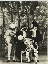 Picolo Teatro à Drottningholm Vintage silver print Tirage argentique  18x24