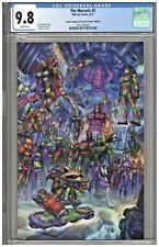 The Marvels #3 CGC 9.8 Comic Kingdom Canada Virgin Edition Quah Variant Cover