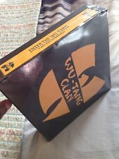 Wu Tang Clan Enter The Wu-Tang (36 Chambers) (Deluxe 7 Inch Casebook) Rare!!!!
