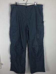 Aeropostale Mens Size XL Nylon Cargo Pants