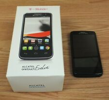 Alcatel Onetouch (5020T) Evolve T-Mobile Black Touch Screen Smart Phone