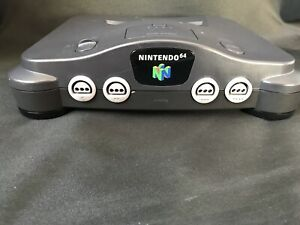 Nintendo 64 / N64 Console PAL - RGB Board Upgrade - DeBlur - Tim Worthington
