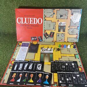 Vintage Cludo Waddingtons 1972  - Spares / Replacement Parts *Choose Your Part*