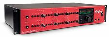 Focusrite Clarett 8PreX  26 In / 28 Out Thunderbolt Interface with 8 Clarett Mic
