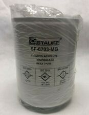 NEW Stauff SF-6703-MG Replacement Spin-On Hydraulic Filter 6 Micron