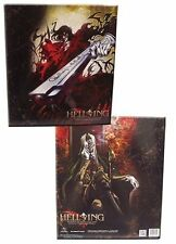*NEW* Hellsing Ultimate: Alucard & Integra Binder by GE Animation