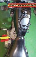 Kit Laterales Vinilos Pegatinas Laterales Decal Moto Harley Davidson universal