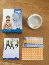 Rodger Wireless Bedwetting Alarm System Base Wall Receiver Model BAS0101