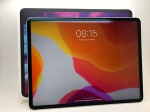 Apple iPad Pro 4th Gen. 128GB, Wi-Fi + 4G (Unlocked), 12.9 in - Silver