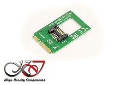 Adaptateur mSATA - 1 port SATA 3 6GBps