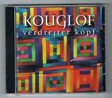 KOUGLOF - VERDREJTER KOPF - 2009 - CD 14 TITRES - NEW NEUF NEU
