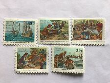 1992 RSA South Africa Complete Set SC 819-823