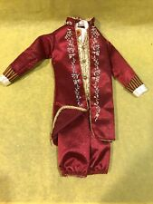 Outfit -Barbie Mattel Prince Clothes For Ken Doll