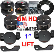 """2001-10 Chevy 2500 Towing Assist Over Load Air Bag Suspension 1"""" Lift Kit"""