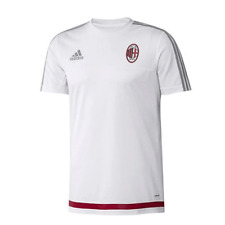 Acm Training JSY M blc - Maillot Football AC Milan Homme Adidas XL